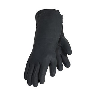 3M 90021T Heavy Duty Chemical Gloves, Large