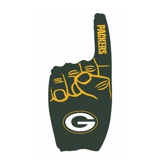 Green Bay Packers NFL Team Logo Inflatable #1 Finger