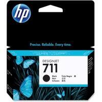 HP 711 29-ml Cyan DesignJet Ink Cartridge (CZ129A)(Single Pack)