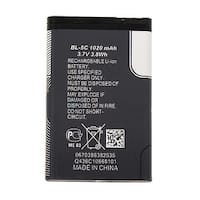 Replacement BL-5J Battery f/ Nokia 215 / Lumia 525 Phone Models