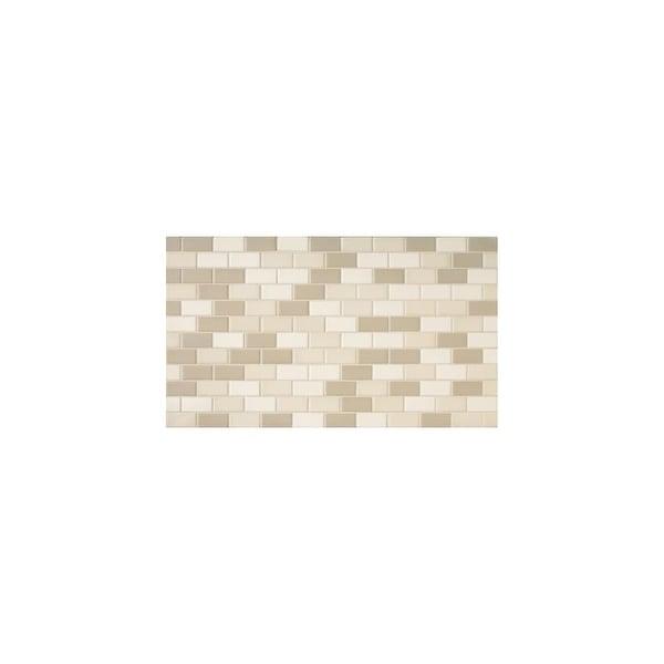 Daltile Dk21bwmsp Keystones 2 X 1 Brick Joint Mosaic Multi Surface Tile