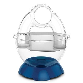"BioBubble Bubble Tunnel Kit Blue 14.25"" x 11.5"" x 11.5"""