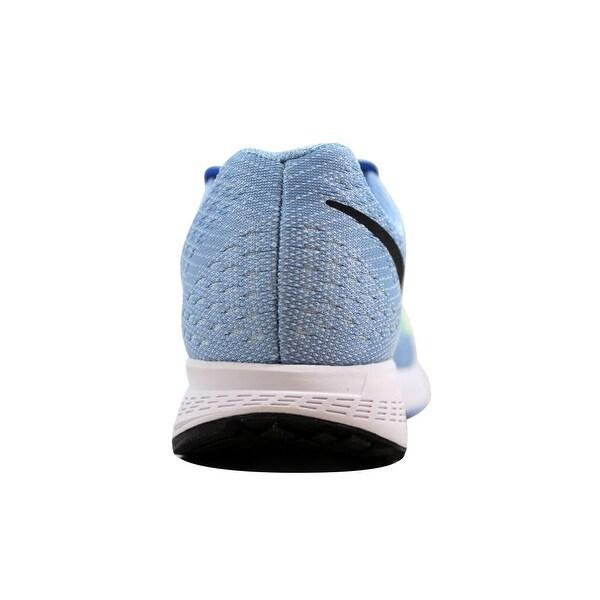 Shop Nike Women's Air Zoom Elite 8 Hyper CobaltWhite Blue