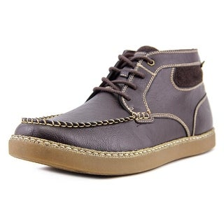 Stacy Adams Trickster Men Round Toe Leather Chukka Boot