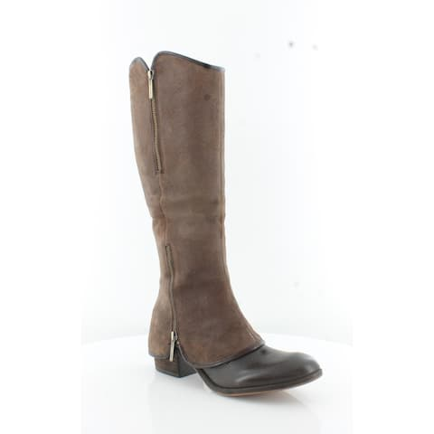 Donald J Pliner Devi Women's Boots Dark Brown/Dark Brown