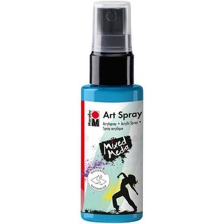 Marabu Art Spray 50Ml-Sky Blue