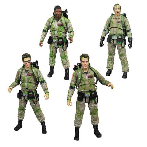 Ghostbusters Slimed Figure Box Set - San Diego Comic-Con 2019 Exclusive - Multi