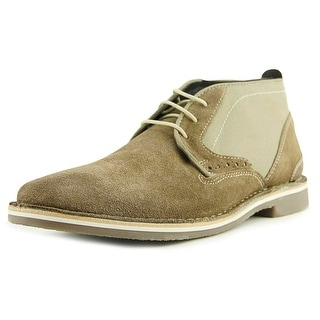 Steve Madden Hotshot Men  Plain Toe Suede Brown Oxford