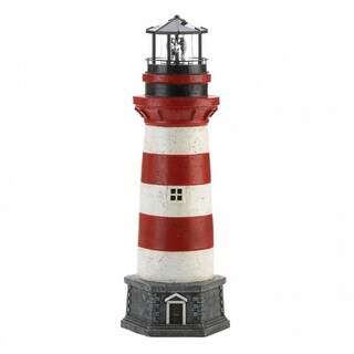 Lighthouse Statue With Solar Light