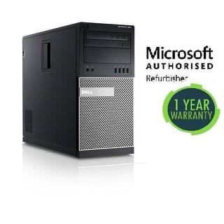 Dell GX990 MT, intel i5 2400, 8GB, 1TB, W10 Pro