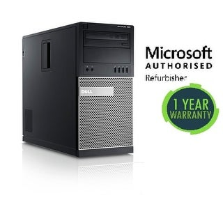 Dell GX990 MT, intel i7 2600, 8GB, 500GB, W10 Pro