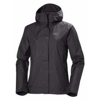 Helly Hansen Nine Kids Jacket Charcoal Heritage Grid - S