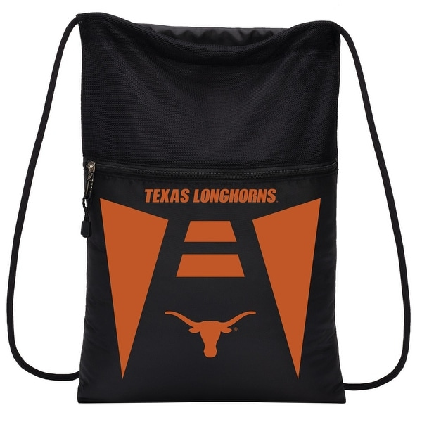 new style 2a0cf 85eaf Texas Longhorns Team Tech Backsack