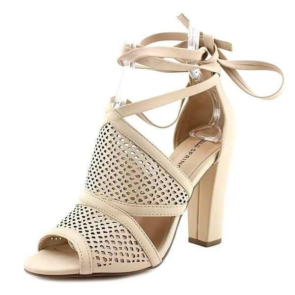 Call It Spring Rounkles-32 Bone Sandals