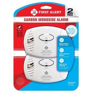 First Alert 1039741 Electrochemical Carbon Monoxide Alarm