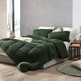 Link to Grown Man Stuff - Coma Inducer Oversized Comforter - Kombu Green Similar Items in Comforter Sets