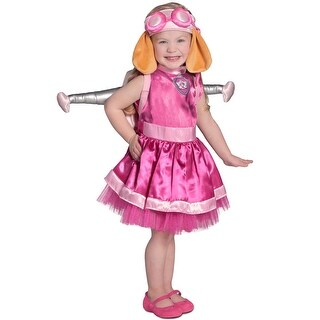 Princess Paradise PAW Patrol Skye Toddler/Child Costume - Pink