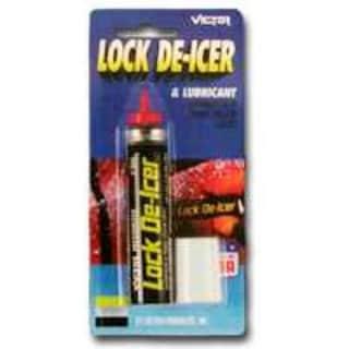 Victor V500 Lock Thaw De-Icer & Lubricants, 0.625 Ounce, Aerosol