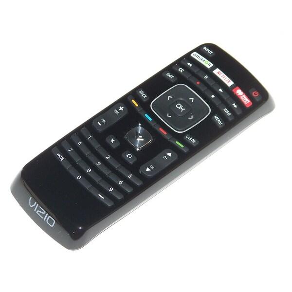 OEM Vizio Remote Control: E320IA2, E320I-A2, E320IB0, E320I-B0, E320IB2, E320I-B2, E390IB1, E390I-B1