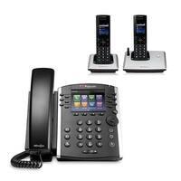 Polycom VVX 401 (2200-48400-001) 12-line Desktop Phone