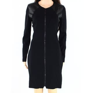 Lauren Ralph Lauren NEW Black Womens Size Large L Zipper Sweater Dress|https://ak1.ostkcdn.com/images/products/is/images/direct/00c9183f1af2510a0d098f2c1da4ddf46e148828/Lauren-Ralph-Lauren-NEW-Black-Womens-Size-Large-L-Zipper-Sweater-Dress.jpg?impolicy=medium