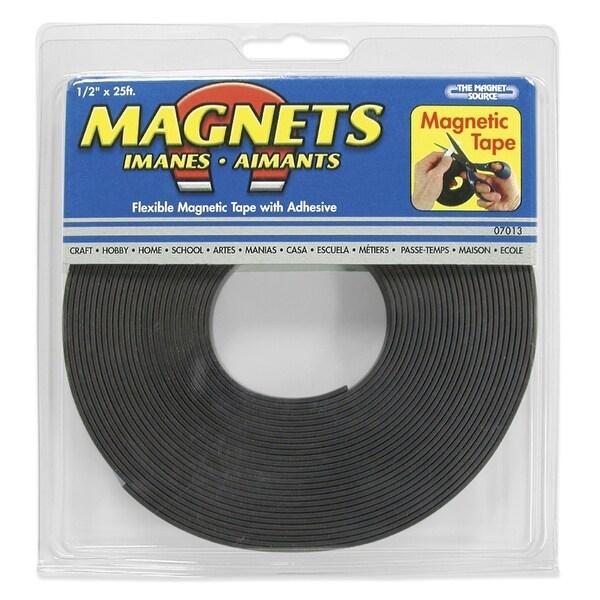 "Topmost 07013 Magnetic Flex Tape, 1/2"" x 25'"