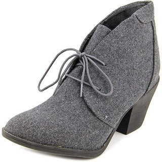 Blowfish Sea Women Round Toe Canvas Ankle Boot
