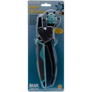 Beadsmith Rotating Leather Punch-