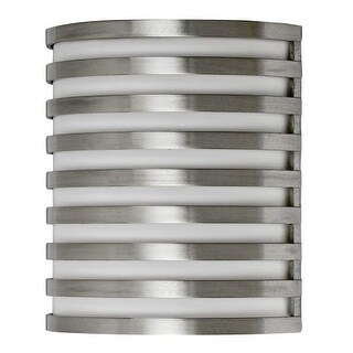 AFX BBW113EC 1 Light ADA Compliant Outdoor Wall Sconce from the Bilbao Collection
