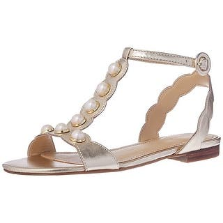 5aae35856a7eb8 Marc Fisher Womens Rayz Suede Almond Toe Casual Strappy Sandals. Quick View