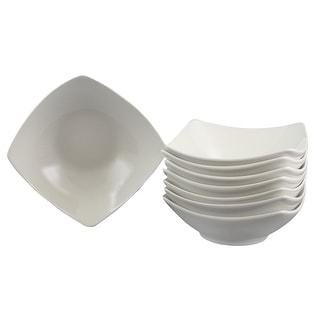 Gibson Zen Buffetware 8 Piece  Bowl Set