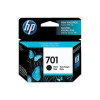 HP 701 Black Original Ink Cartridge (CC635A)(Single Pack)