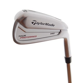 New TaylorMade Tour Preferred MC 5-Iron Dynamic Gold Pro S300 Stiff Steel RH