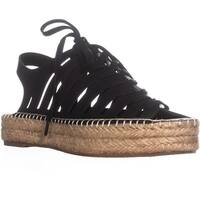 Indigo Rd. Bellie Strappy Espadrille Sandals, Black