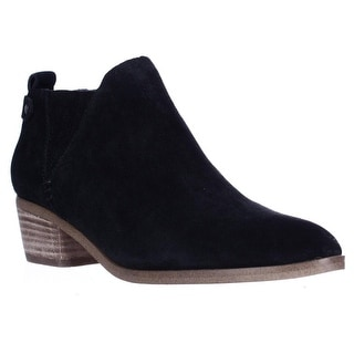 Marc Fisher Wilde Ankle Booties - Black
