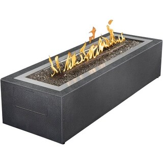 Napoleon GPFL48 Patioflame 60000 BTU 48 Inch Wide Liquid Propane Outdoor Fireplace