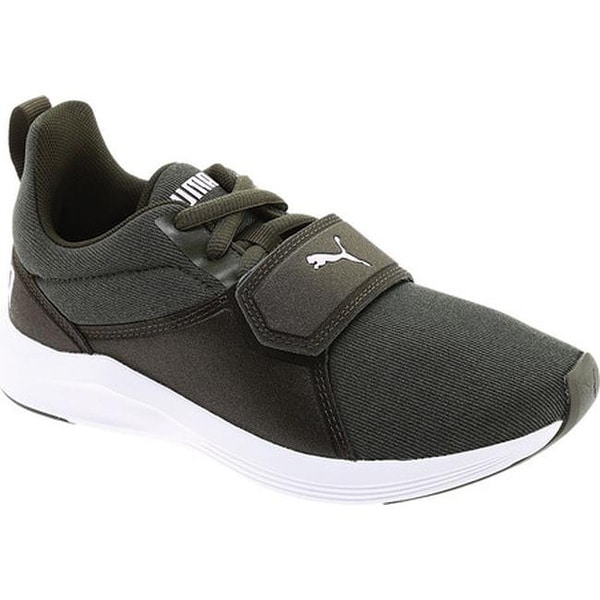 code promo 4f0f1 58bea Shop PUMA Women's Prodigy Sneaker Forest Night/Winsome ...