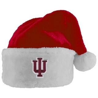 Indiana University Santa Hat