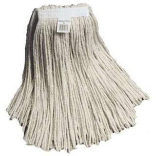 Crystal Lake 16608 Cut End Cotton Mop Head, 32 Oz