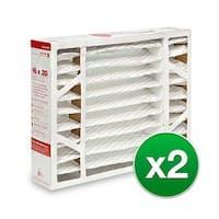 Replacement Honeywell 16x20x5 Air Filter MERV 11 (2-Pack)