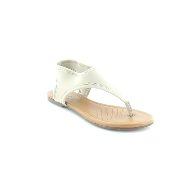 Shop Corso Como Volti Womens Sandals  Flip Flops Nude - Free Shipping On Orders Over 45 - Overstock - 19622184-2189