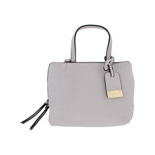 Urban Expressions Womens Juniper Satchel Handbag Vegan Leather Convertible - small