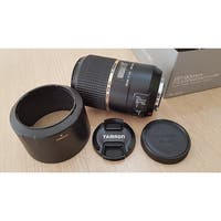 Tamron F004 90mm F/2.8 Macro VC USD Lens for Sony (International Model)