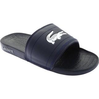 398fd3c4419a1 Buy Lacoste Men s Sandals Online at Overstock