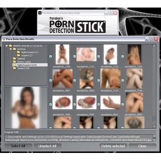 Paraben 616312612109 Detection Stick Scan All Images And Videos