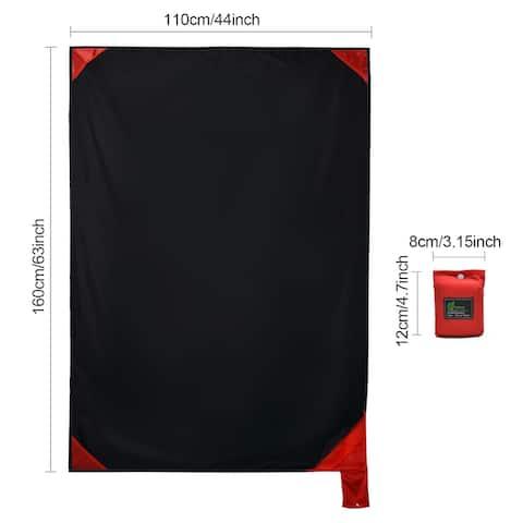 Waterproof Beach Blanket Mat for Sand - SIZE