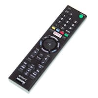OEM Sony Remote Control Originally Shipped With XBR75X850C, XBR-75X850C, XBR65X930C, XBR-65X930C, XBR55X850C XBR-55X850C