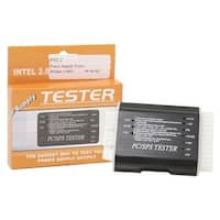 Rexus 8-in-1 20+4-pin ATX Power Supply Tester PST-2
