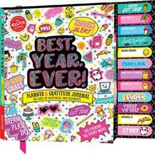 Best.Year.Ever! Planner & Gratitude Journal