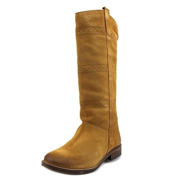 Musse & Cloud Amei Women Tan Boots